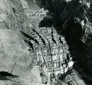 the Hoover Dam, Colorado | arcitectural wonders and joys