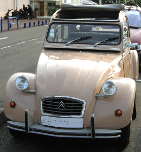 The 2cv The Citro 235 N Deux Chevaux A French Motoring Icon
