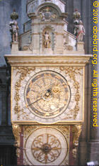 The 14th century astronomical clock