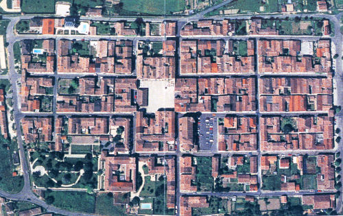 Bastide Towns Monpazier Pearl Of England France Zone