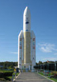 The Ariane 5 rocket