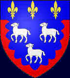Bourges coat of arms