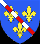Evreux coat of arms