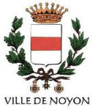 Noyon coat of arms