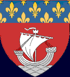 Chartres coat of arms