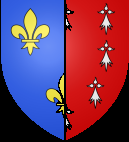 Saint-Sever coat of arms