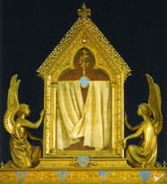 shrine of the Veil of Saint Mary, Chartres cathedral