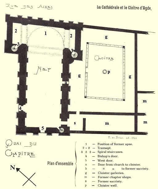 plan cull Saint-Étienne