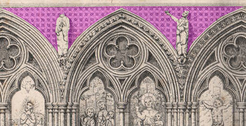 Cathedrals an illustrated glossary france zone at for Abelard decoration