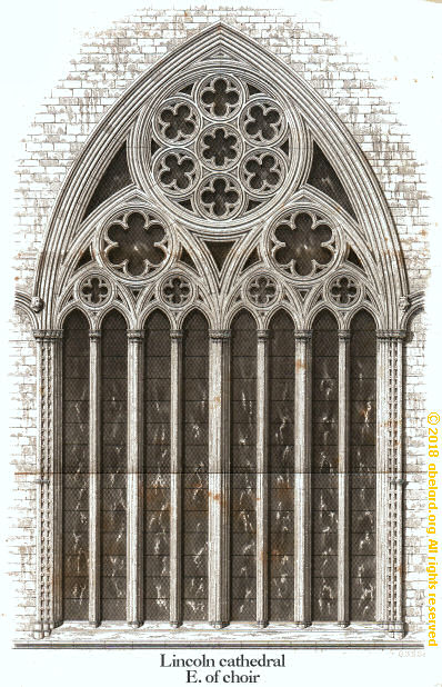 Stone Tracery In Church And Cathedral Construction