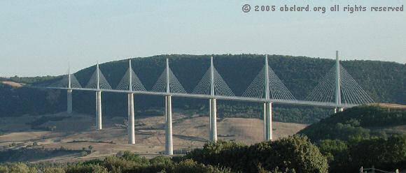 Highest Longest The Viaduct De Millau France