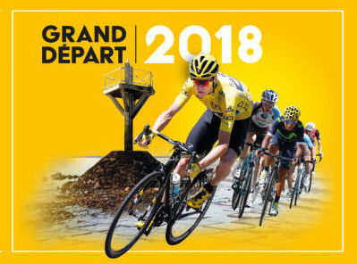 The Grand depart 2018  - the department of Vendee
