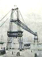 A Dream Unfulfilled The Transporter Bridge Pont