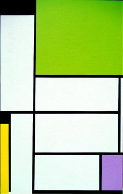 After Mondrian by abelard