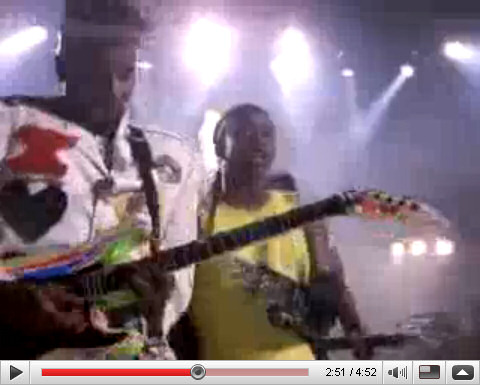 Living Colour Cult Of Personality (C) 1988 SONY BMG MUSIC ENTERTAINMENT