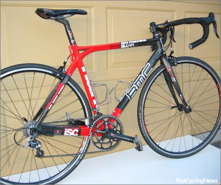 SLT lightweight bike. Image credit: PezCycling News.