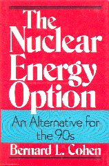 The nuclear option by Bernard L. Cohen