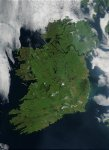 Ireland; image courtesy of Earth Sciences and Image Analysis Laboratory, NASA Johnson Space Center